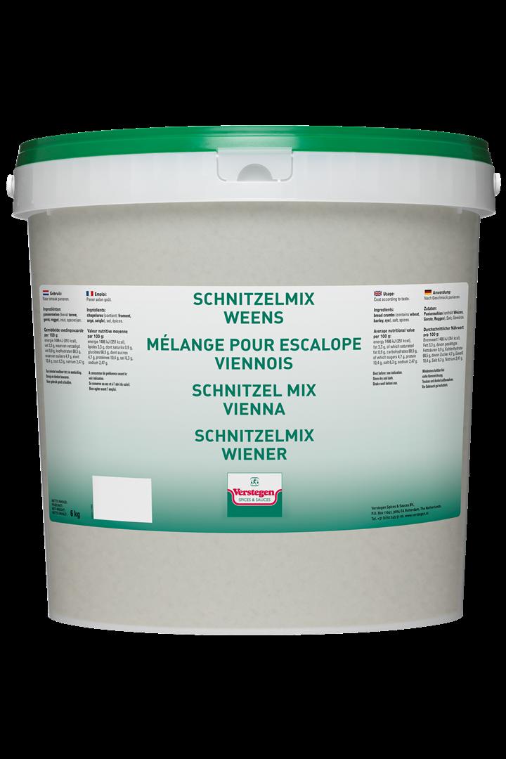 Productafbeelding Verstegen  schnitzelmix Weens 6000 g emmer