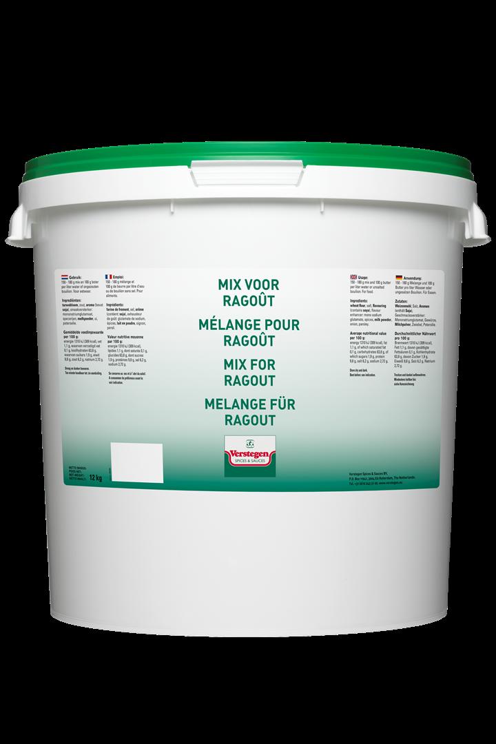 Productafbeelding Verstegen  mix voor ragoût 12000 g emmer