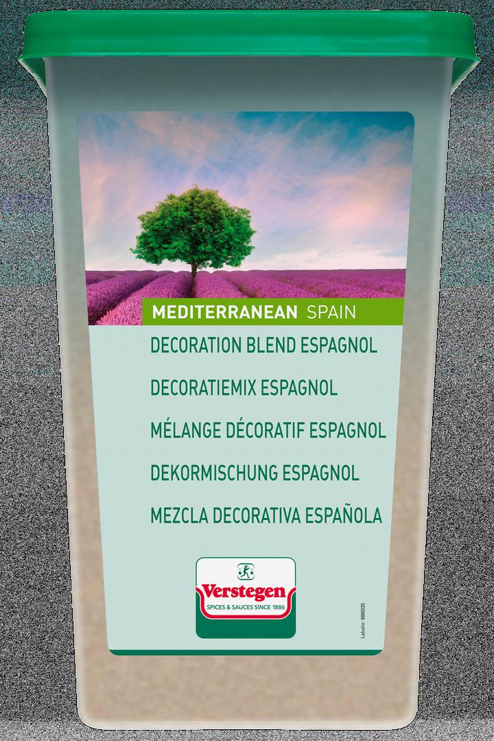 Productafbeelding Verstegen  decoratiemix Espagnol 1000 g kuipje