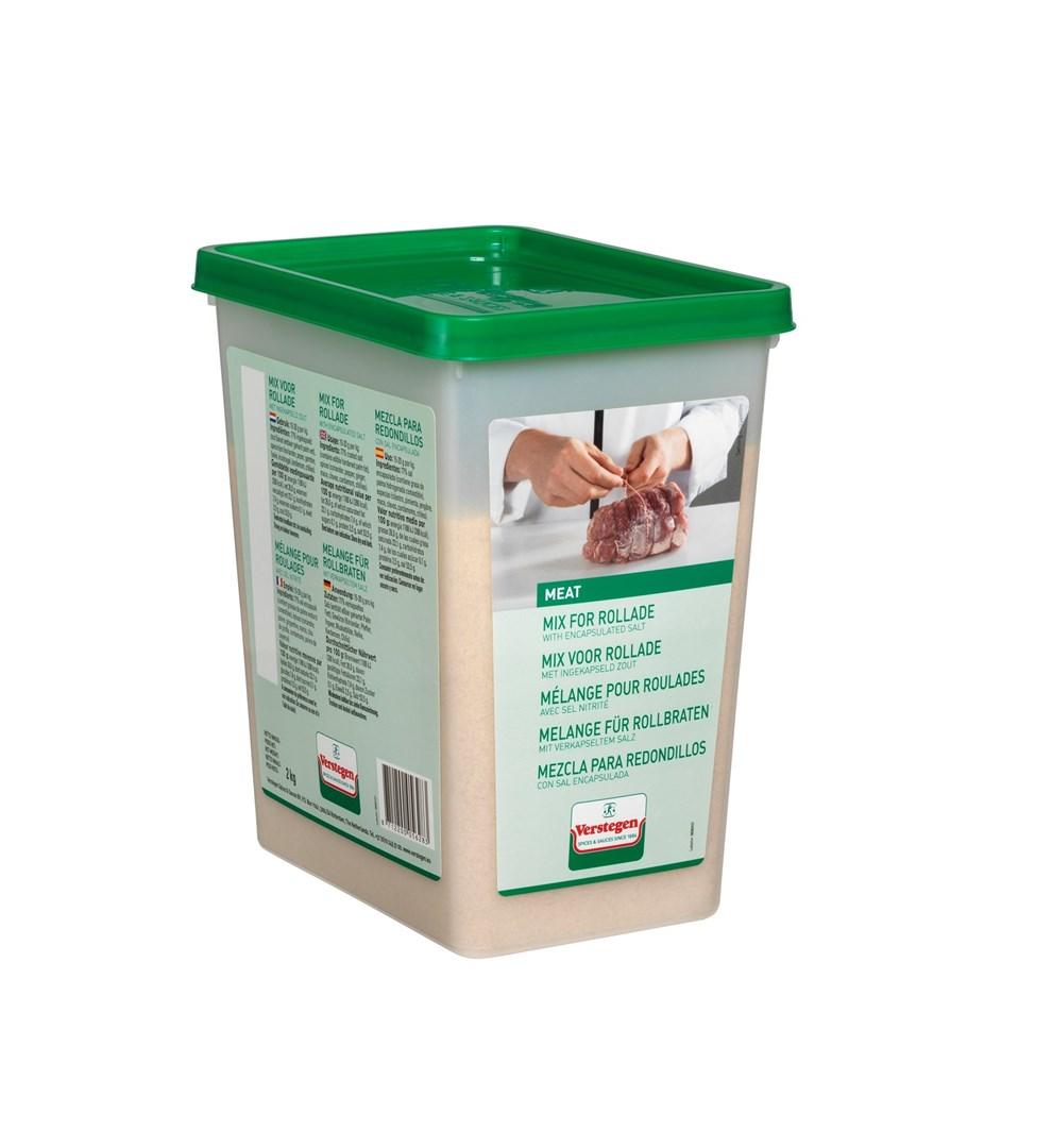 Productafbeelding Verstegen  mix voor rollade met ingekapseld zout 2000 g kuipje