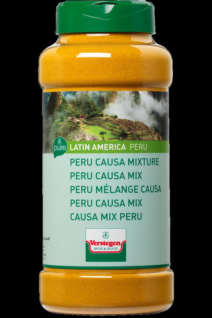 Productafbeelding Verstegen Peru causa mix Pure 600 g pot