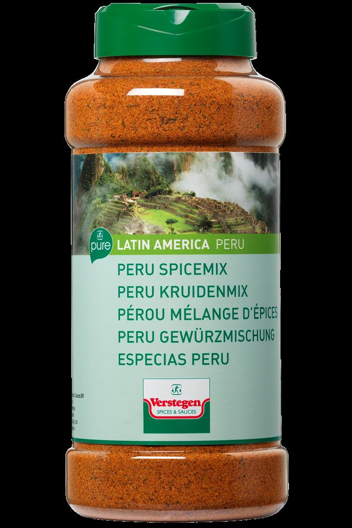Productafbeelding Verstegen Pure Peru kruidenmix 450 g pot