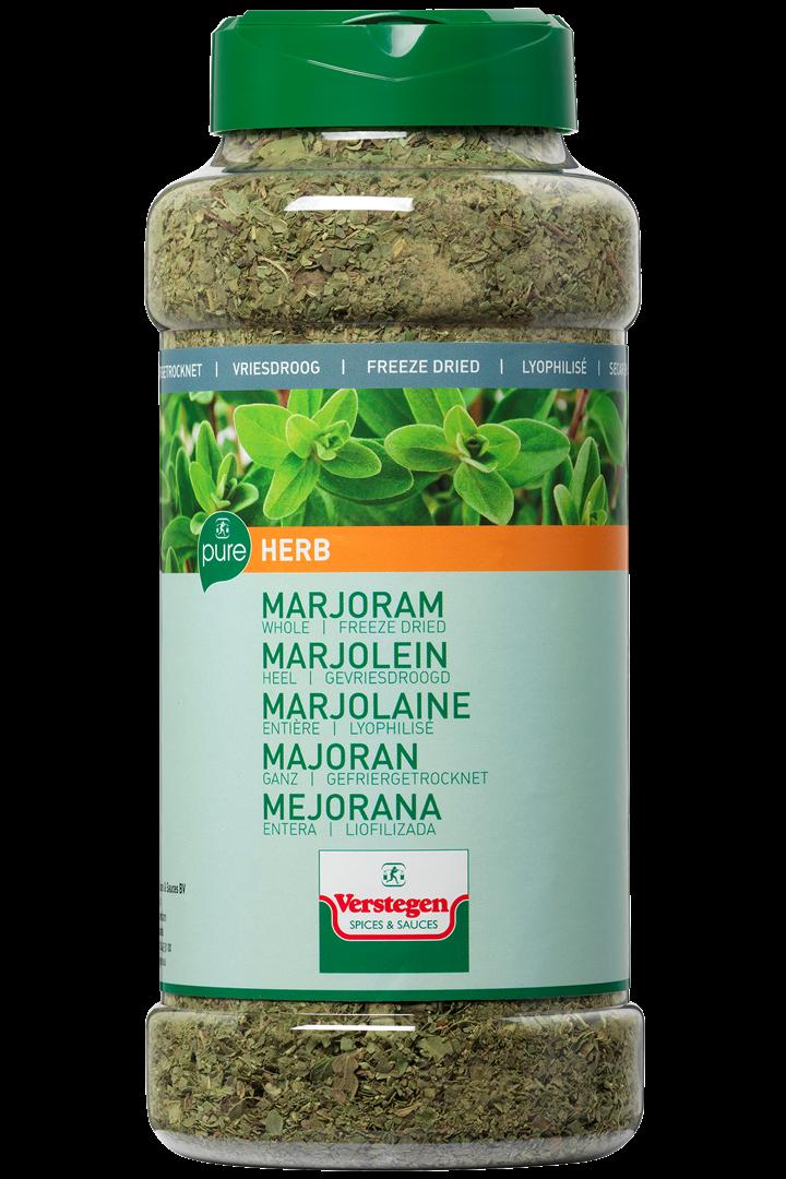 Productafbeelding Verstegen  Marjolein heel gevriesdroogd 55 g pot