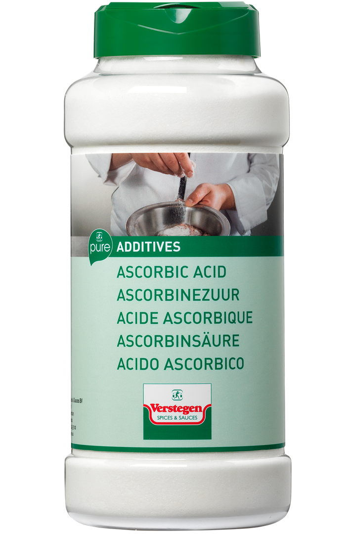 Productafbeelding Verstegen  ascorbinezuur  1 kg pot