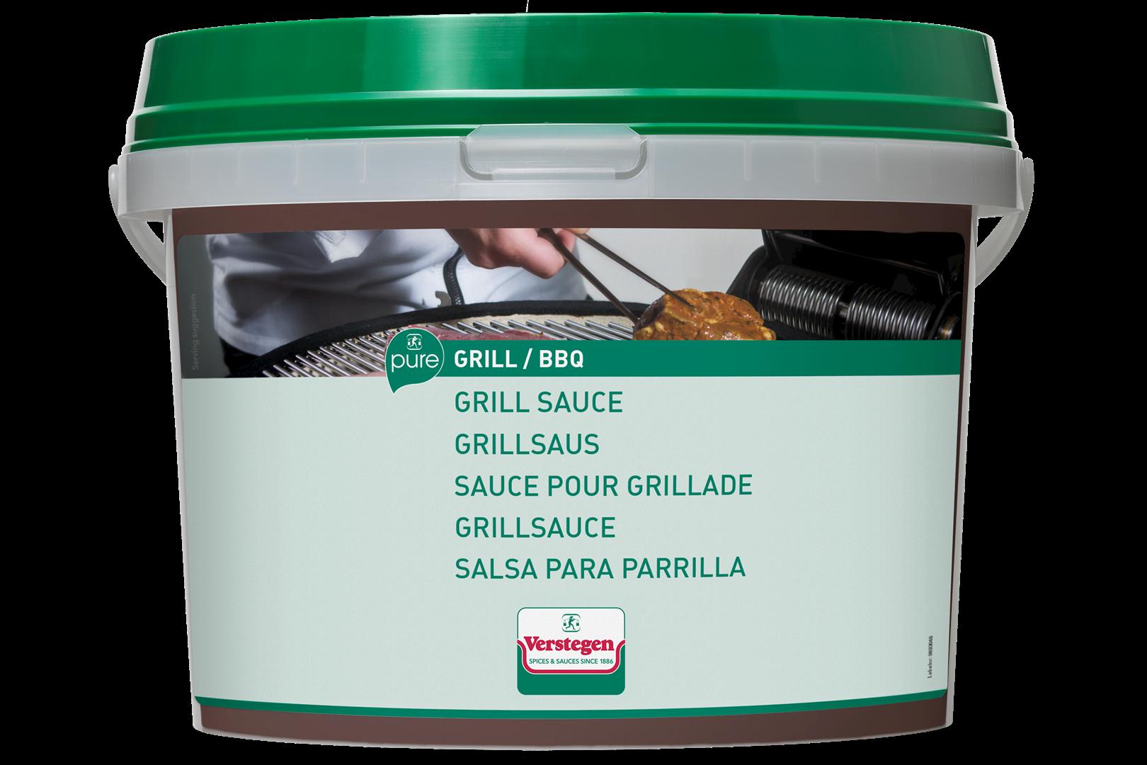 Productafbeelding Verstegen  grillsaus  2700 g emmer