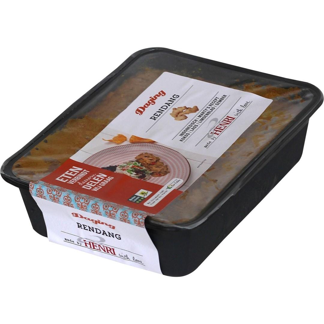 Productafbeelding Daging rendang BLk