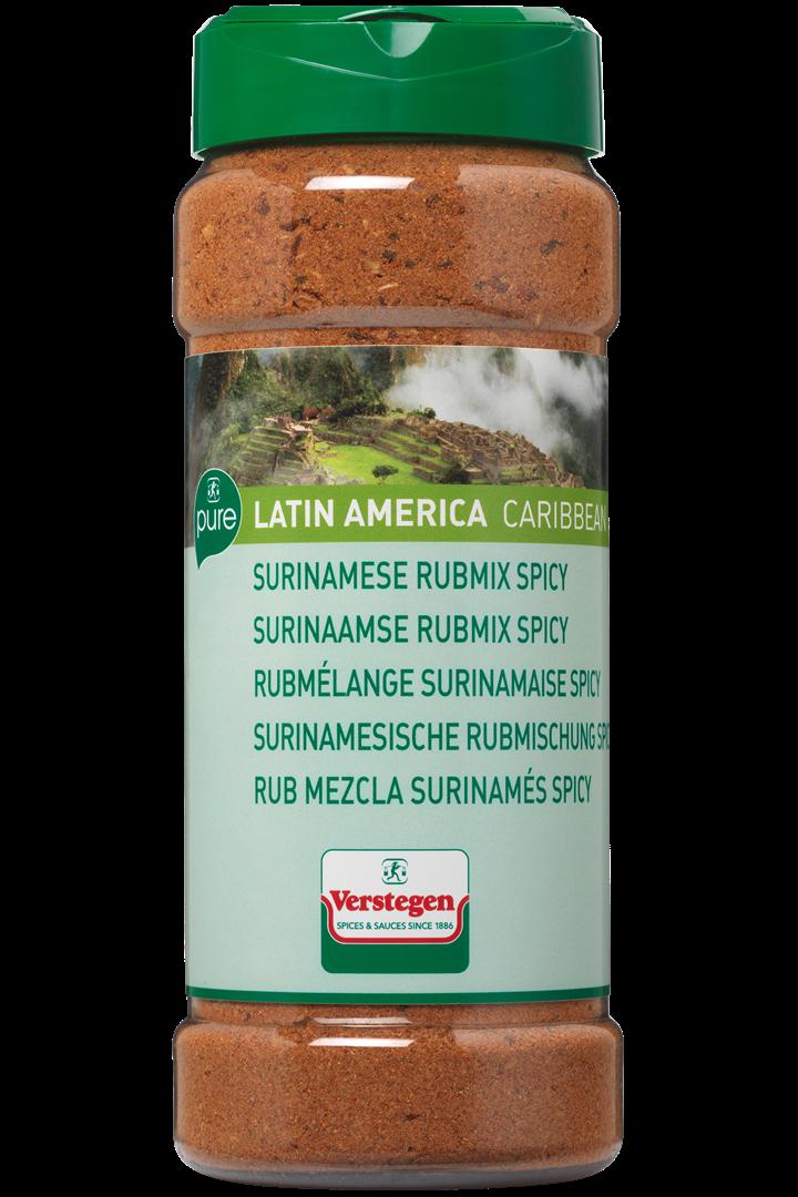 Productafbeelding Verstegen Surinaamse rubmix 350 g jar