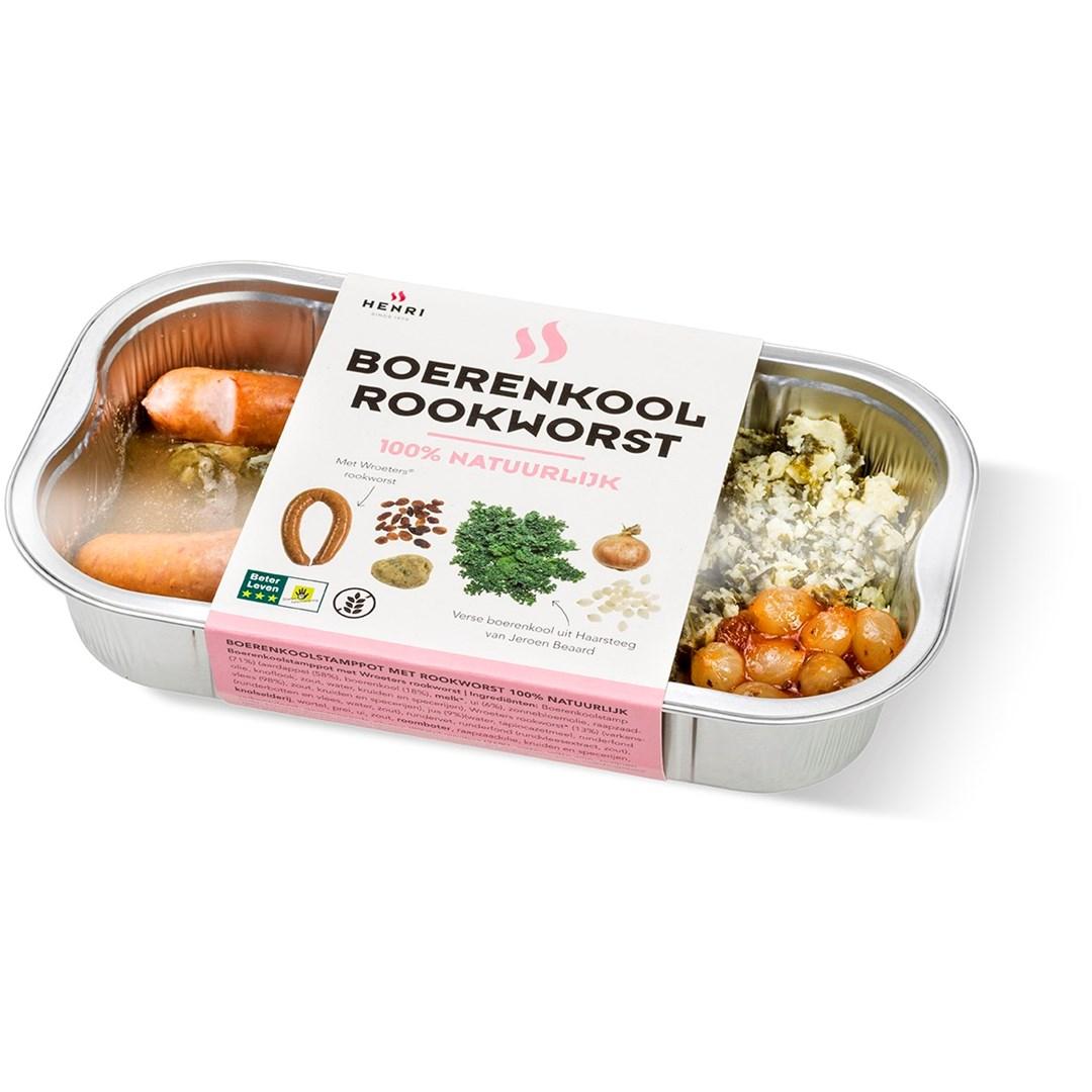 Productafbeelding Boerenkool rookworst BLk