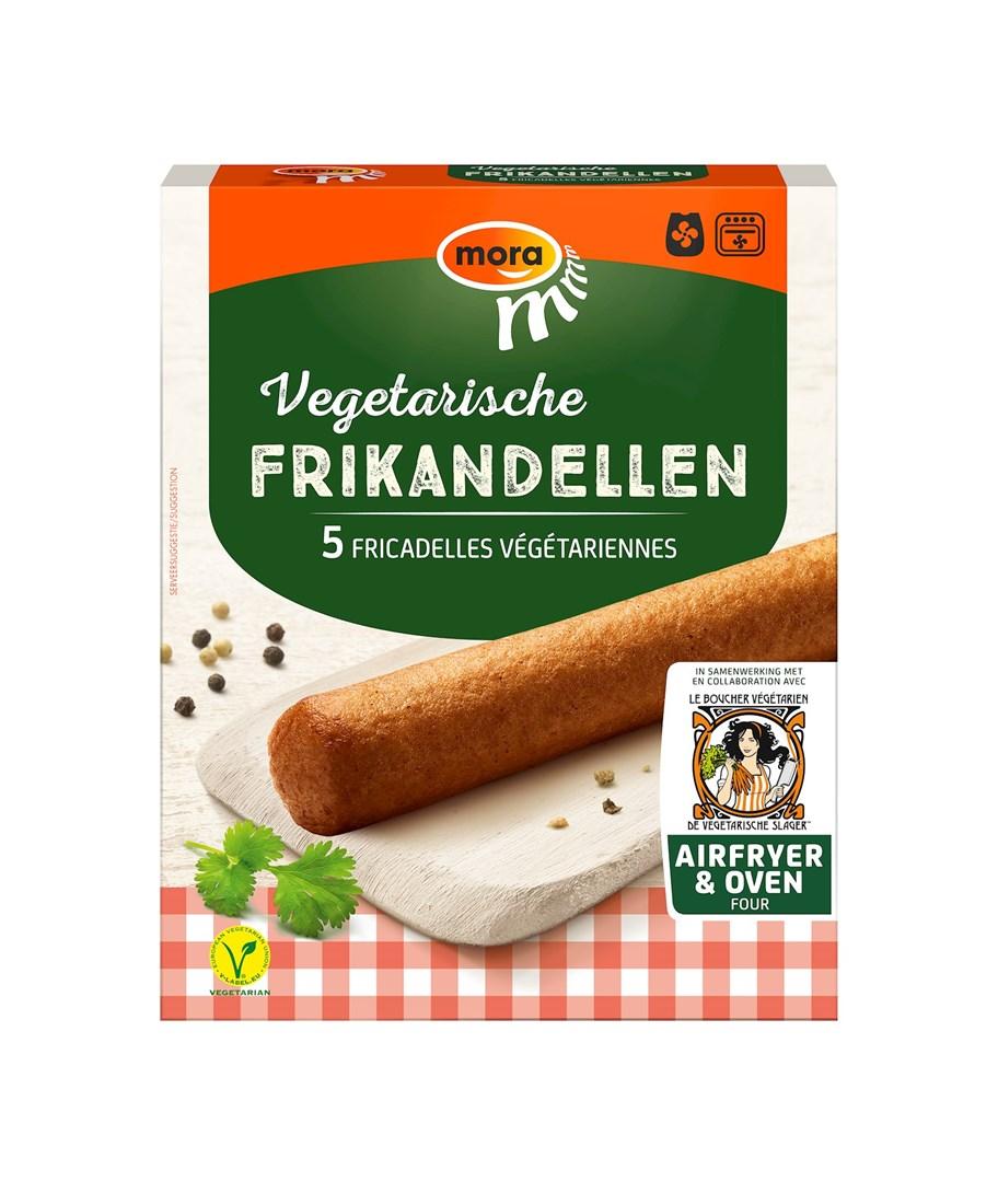 Productafbeelding 9985 Vegetarische Frikandel 5x60g