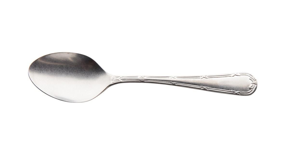 Productafbeelding Santorini 18/10 lepel/vork vintage 20,3 cm