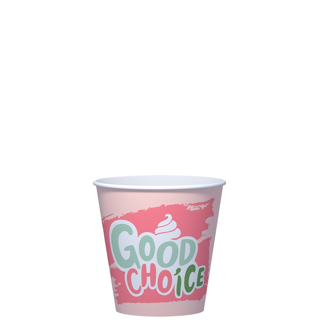 Productafbeelding Good choice composteerbare Shake-/IJsbeker 300ml