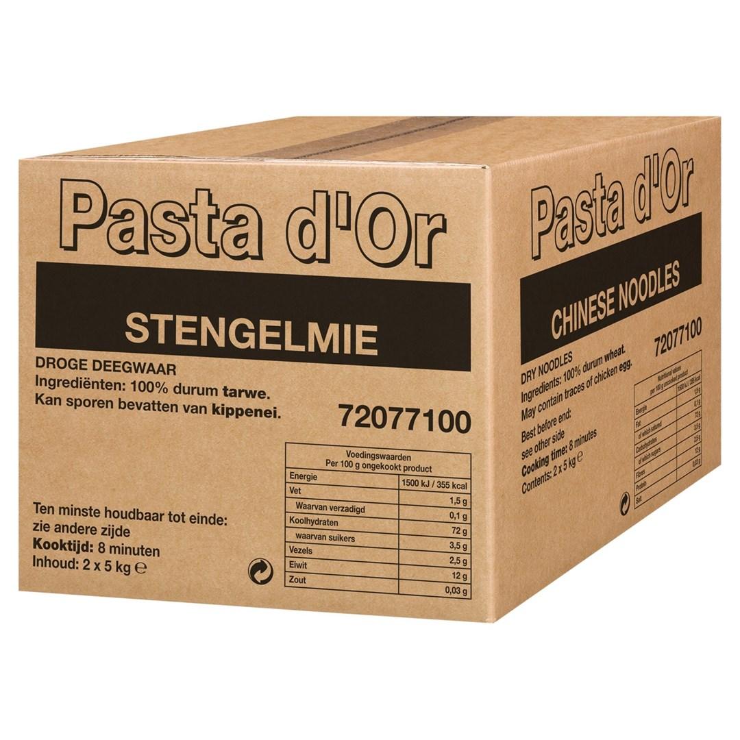 Productafbeelding Heinz Droge Deegwaar Stengelmie 2 x 5 kg Doos