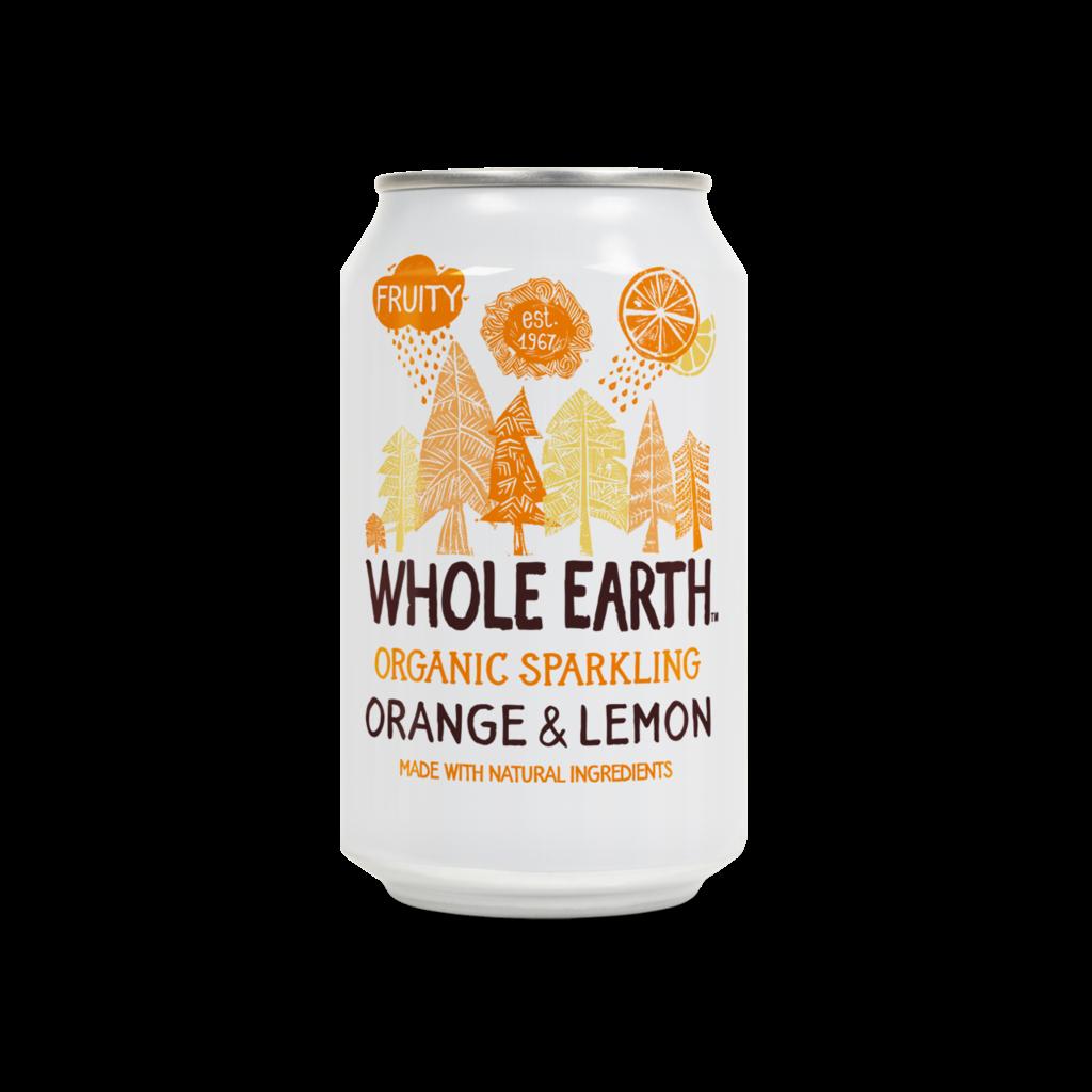 Productafbeelding Whole Earth Orange & Lemon BIO