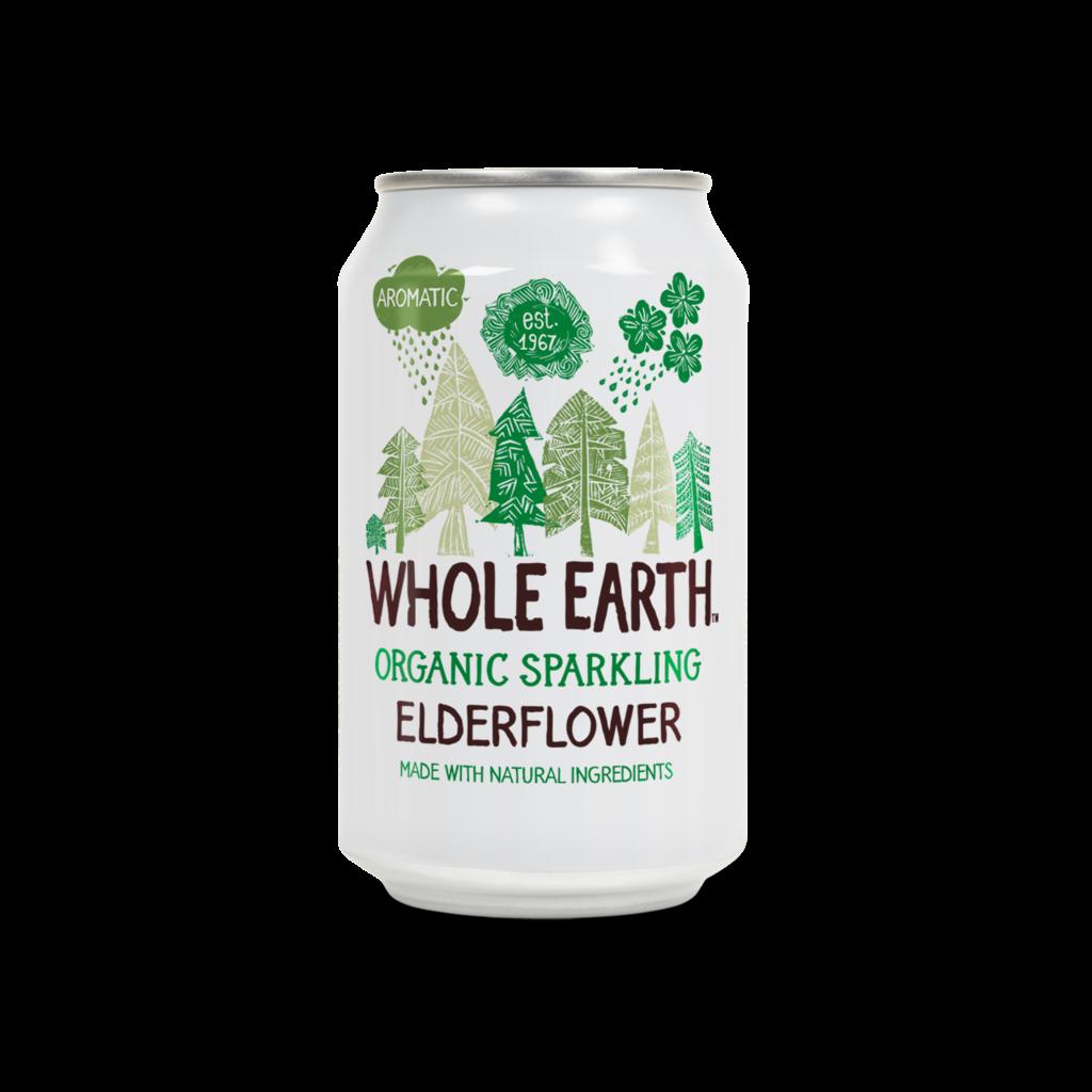 Productafbeelding Whole Earth Elderflower BIO