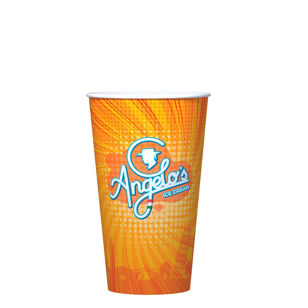 Productafbeelding Angelo's Shake-/IJsbeker 500ml