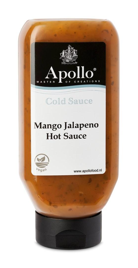 Productafbeelding MANGO JALAPENO HOT SAUCE 670ML