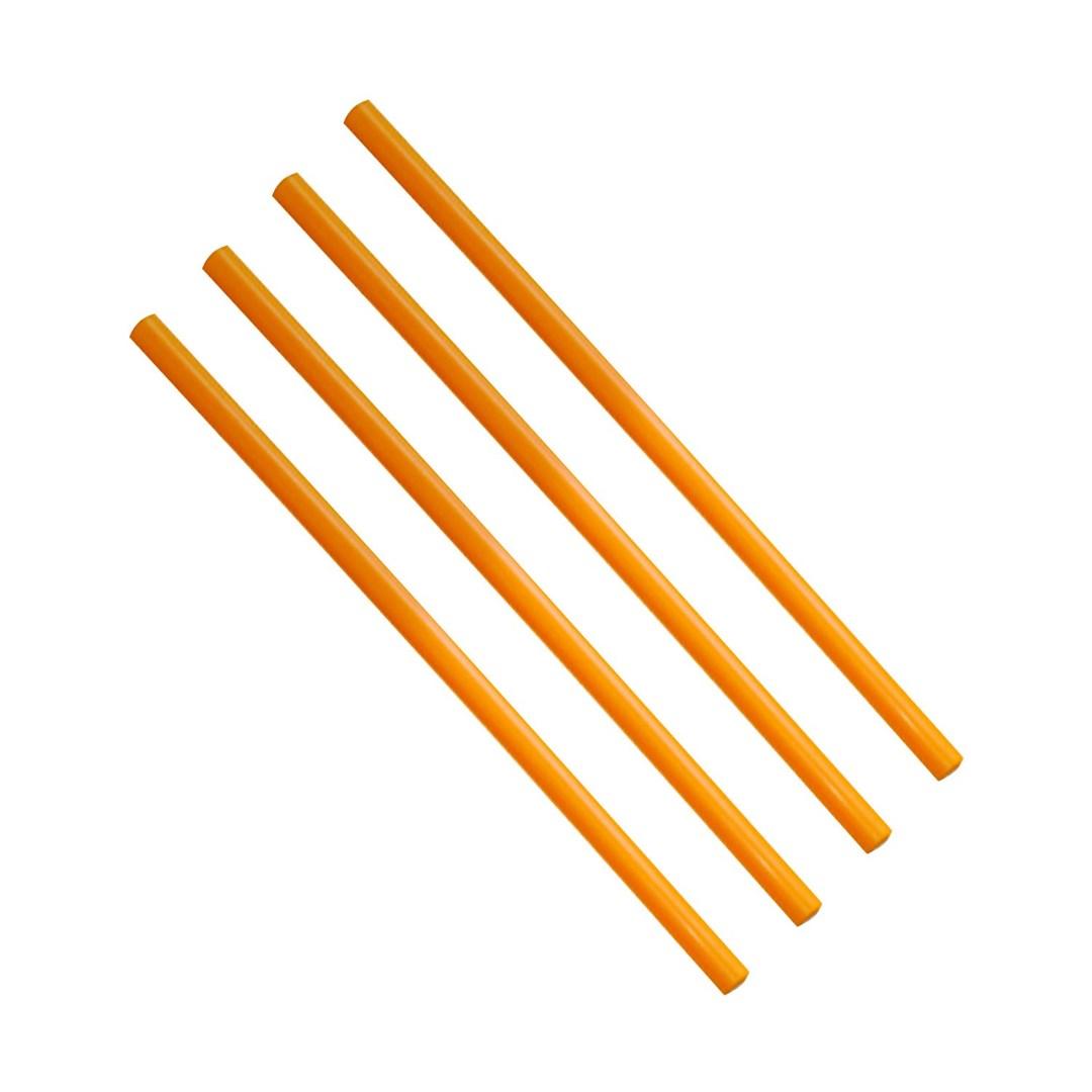 Productafbeelding Rietje Oranje 8,5mm x 23cm