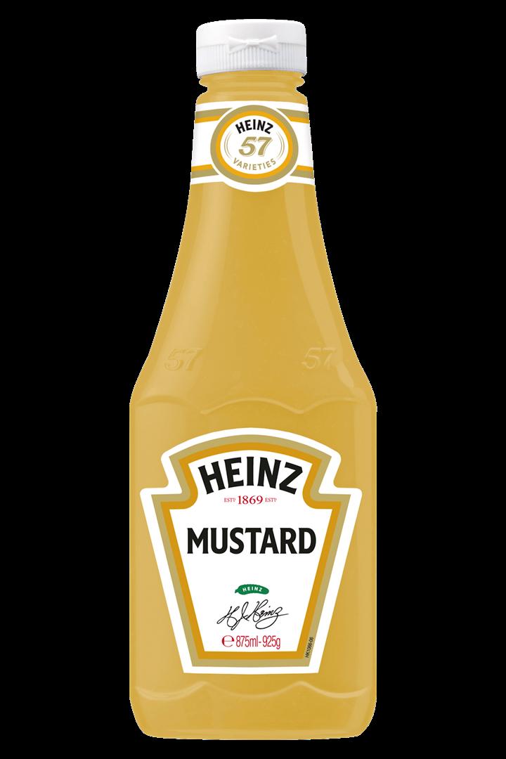 Productafbeelding Heinz Mosterd 925 g Fles
