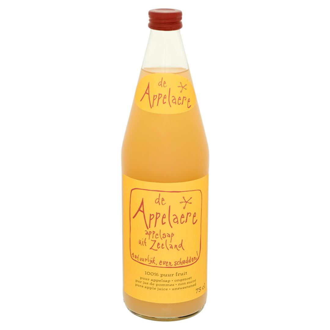 Productafbeelding Fles Appelaere 0.75 liter, vers geperst appelsap