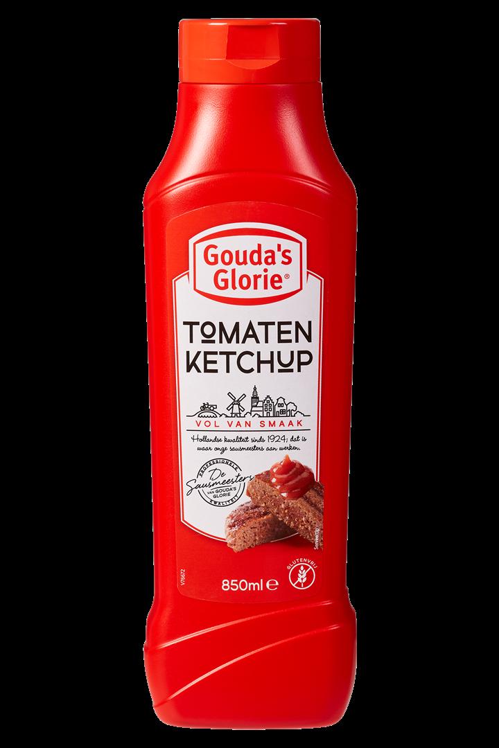 Productafbeelding Gouda's Glorie Tomaten Ketchup   Tube 850 ML