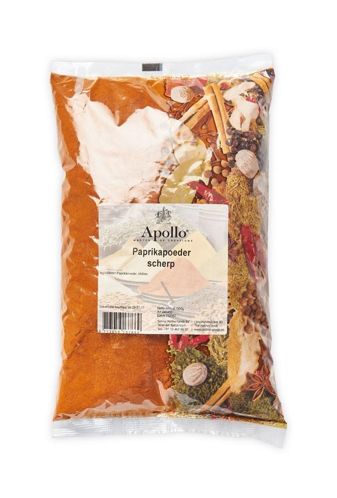 Productafbeelding Paprika scherp a 1 kg