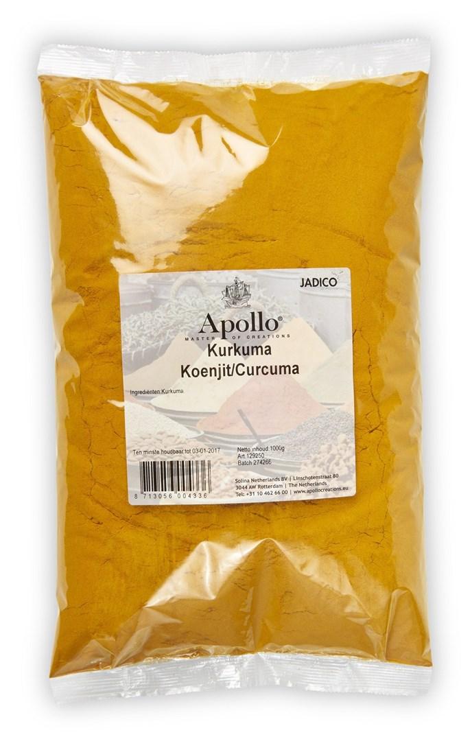 Productafbeelding Kurkuma gemalen a 1 kg