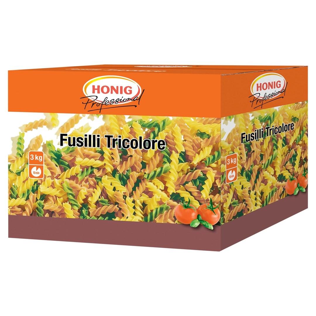 Productafbeelding Honig Professional Fusilli Driekleuren