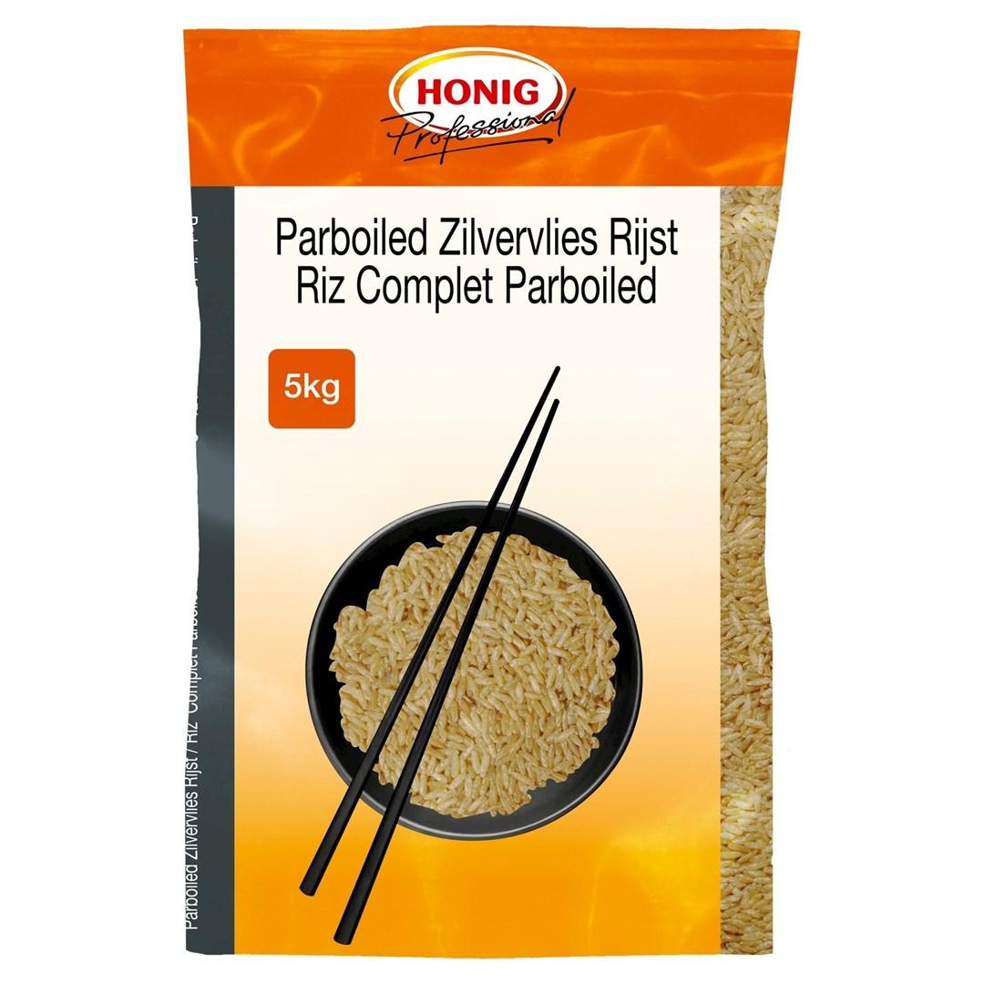 Productafbeelding Honig Professional Voorgekookte Zilv Rijst