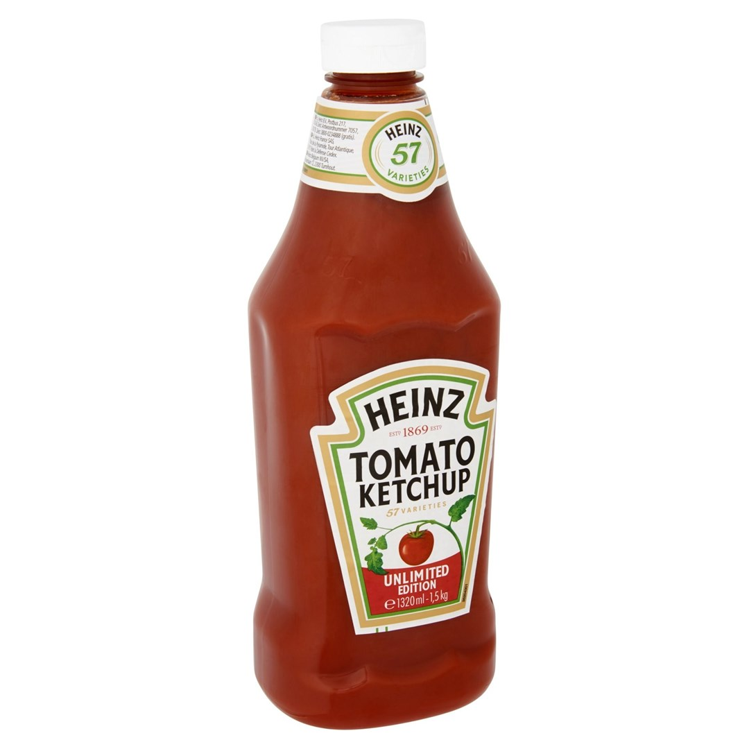 Productafbeelding Heinz Tomato Ketchup Unlimited Edition