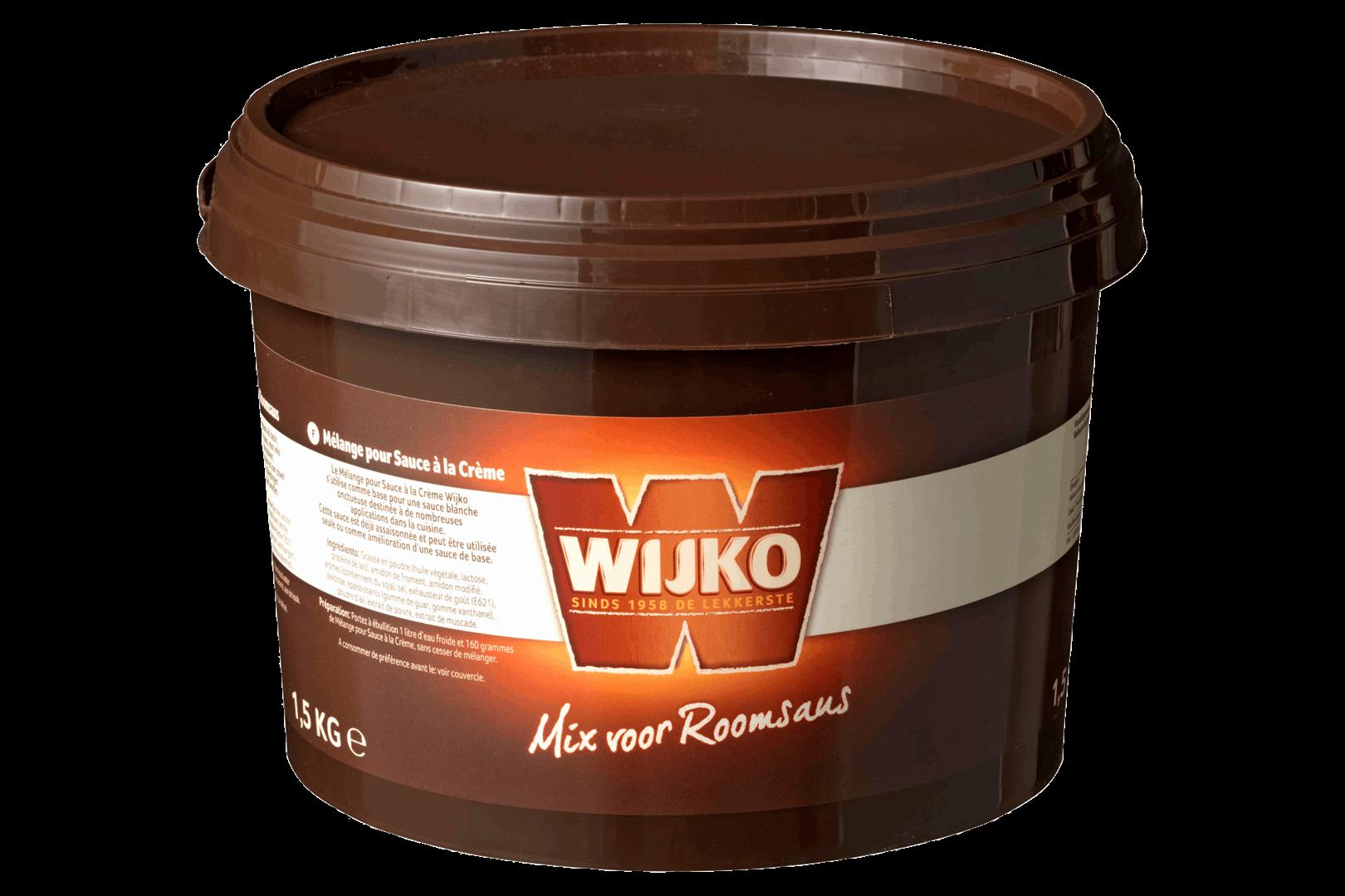 Productafbeelding Wijko Mix Roomsaus