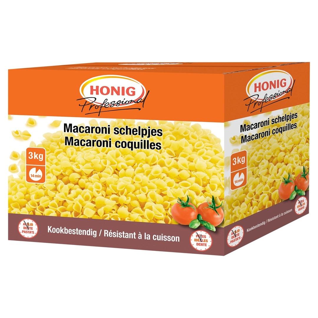 Productafbeelding Honig Professional Macaroni Schelpjes KB