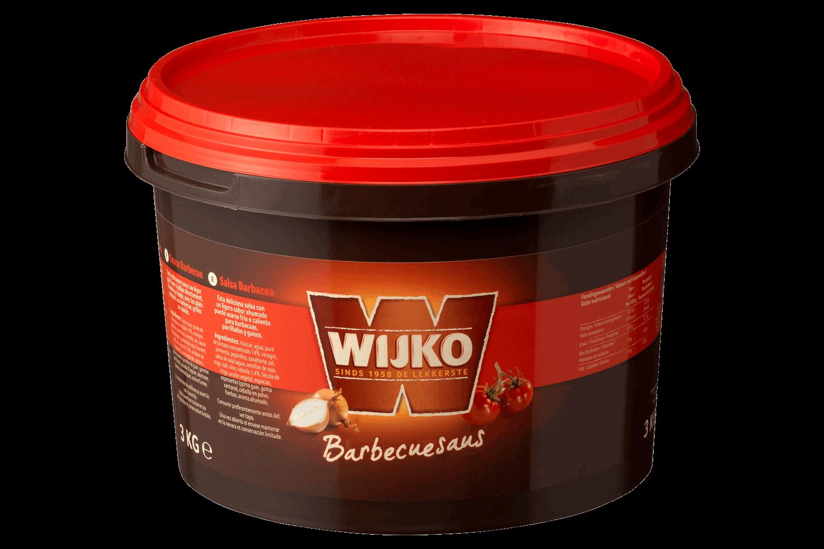 Productafbeelding Wijko Barbecuesaus