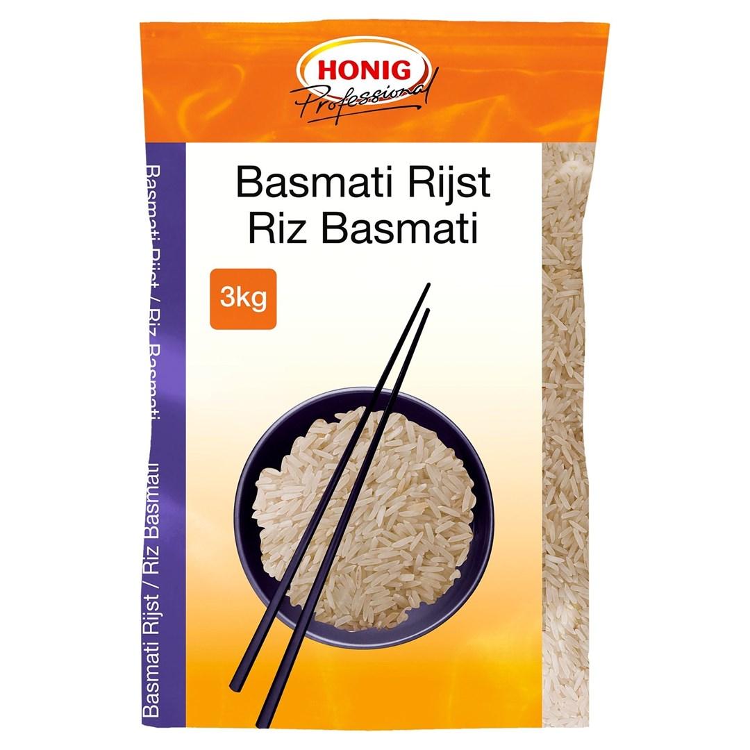 Productafbeelding Honig Professional Basmati Rijst