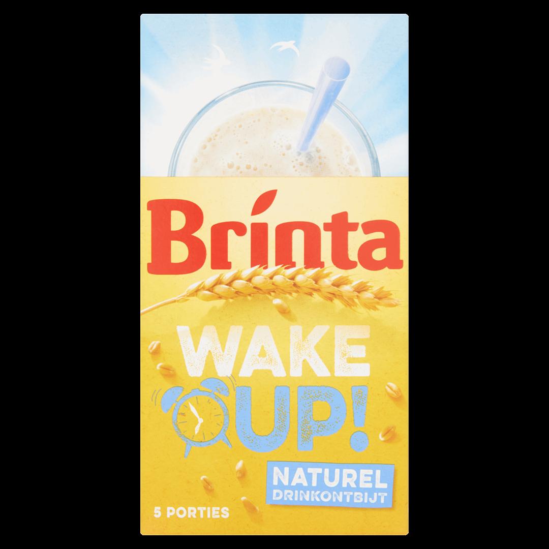 Productafbeelding Brinta Drinkontbijt Naturel 5 x 23 g Doos