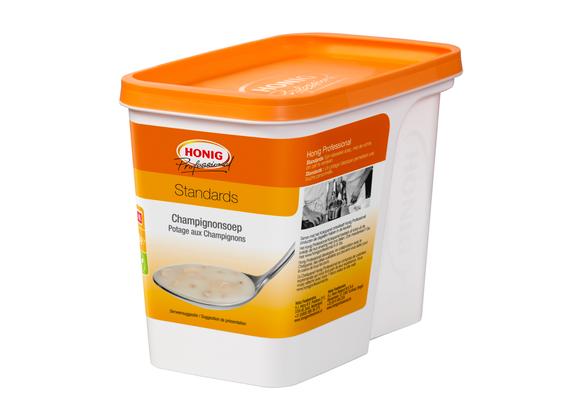 Productafbeelding Honig Professional Champignonsoep 858 g Beker/kuipje
