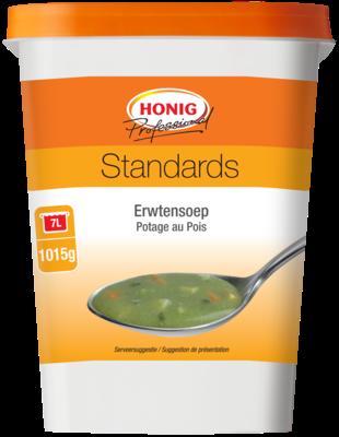 Productafbeelding Honig Professional Erwtensoep 1015 g Beker/kuipje