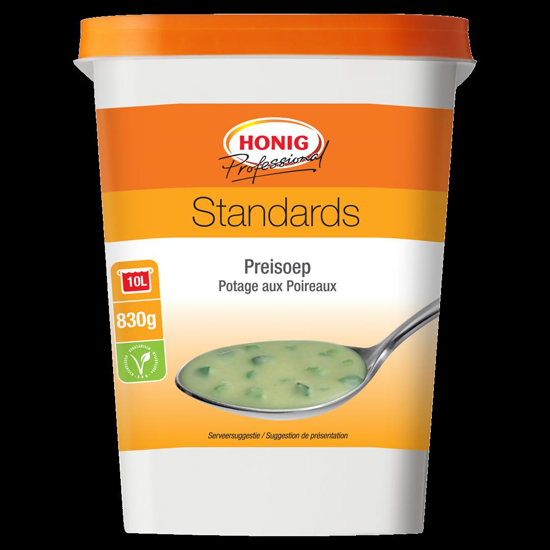 Productafbeelding Honig Professional Preisoep 830 g Beker/kuipje