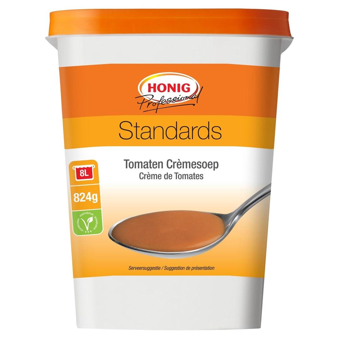 Productafbeelding Honig Professional Tomaten Crèmesoep Standards 824 g Beker/kuipje