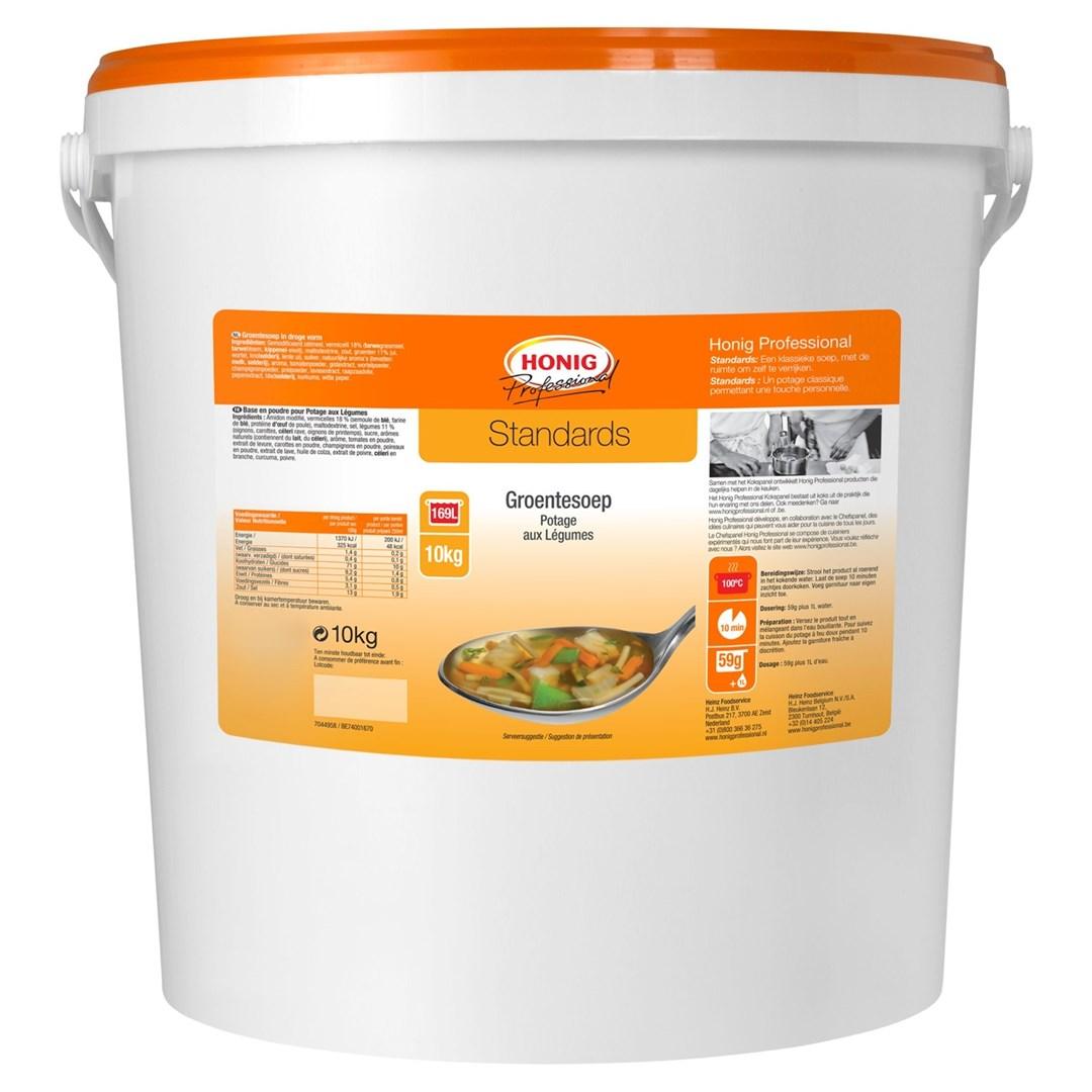 Productafbeelding Honig Professional Groentesoep 10 kg Emmer
