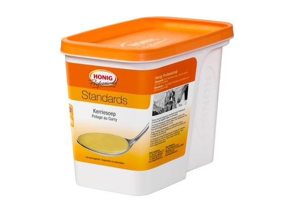 Productafbeelding Honig Professional Kerriesoep 858 g Beker/kuipje