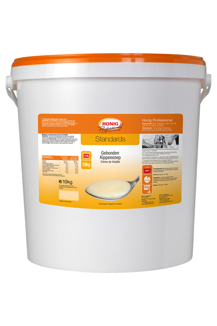 Productafbeelding Honig Professional Gebonden Kippensoep