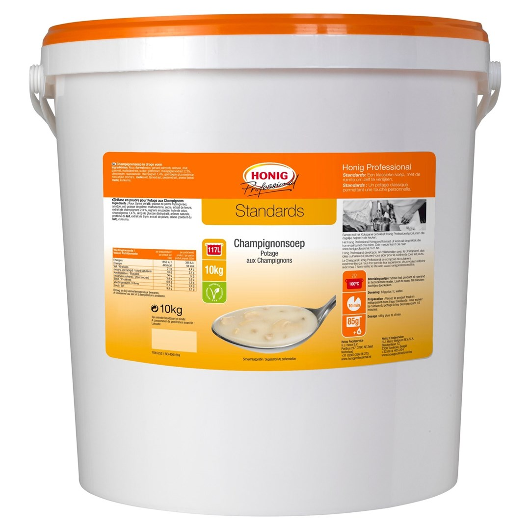 Productafbeelding Honig Professional Champignonsoep