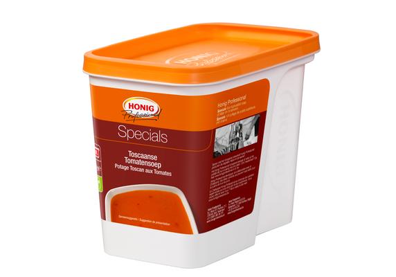Productafbeelding Honig Professional Tomatensoep Toscaanse 900 g Beker/kuipje