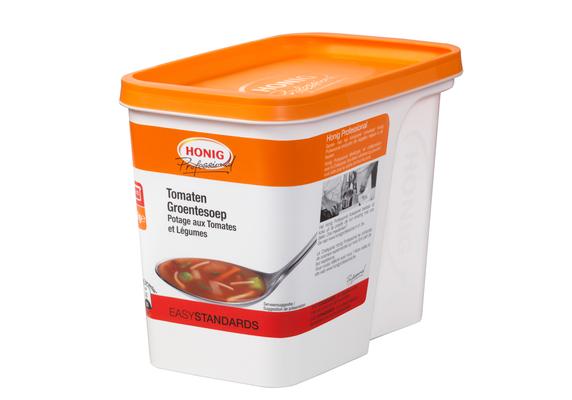 Productafbeelding Honig Professional Groentesoep Tomaten 950 g Beker/kuipje