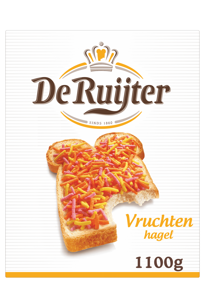 Productafbeelding De Ruijter Vruchtenhagel