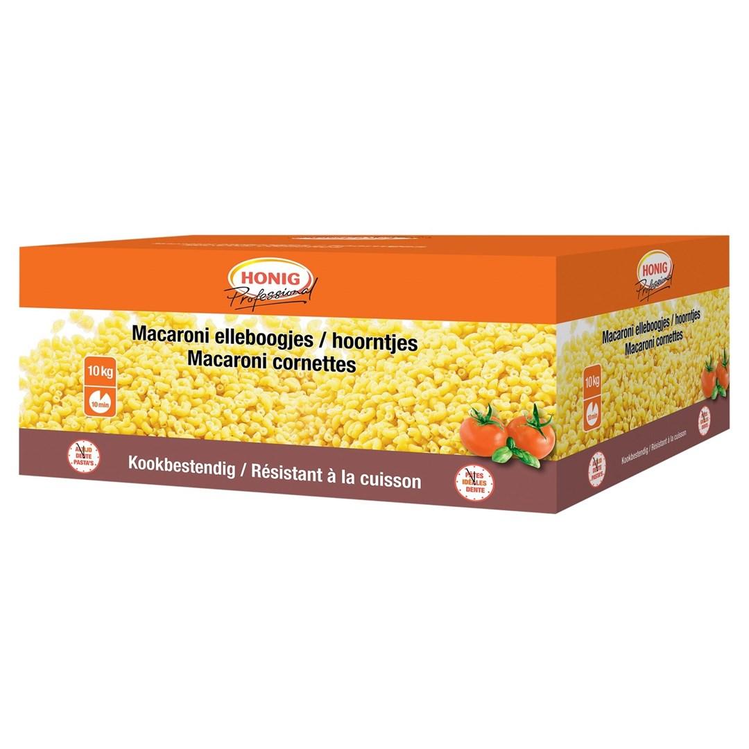 Productafbeelding Honig Professional Macaroni Elleboog 10KG