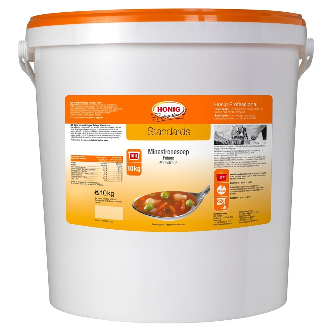 Productafbeelding Honig Professional Minestronesoep