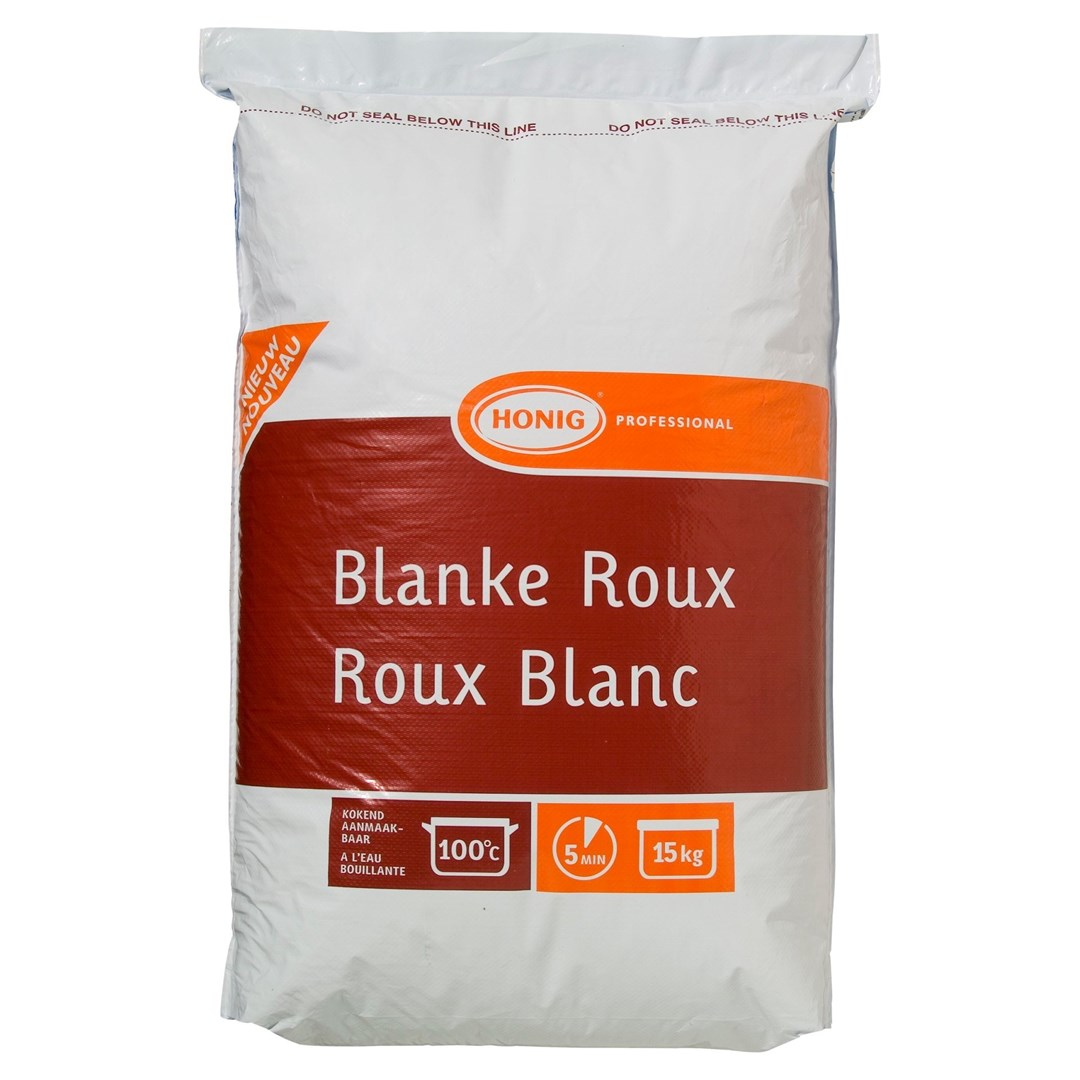 Productafbeelding Honig Professional Blanke Roux
