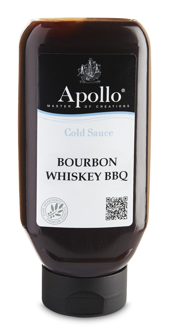 Productafbeelding Bourbon Whisky BBQ sauce 670 ml