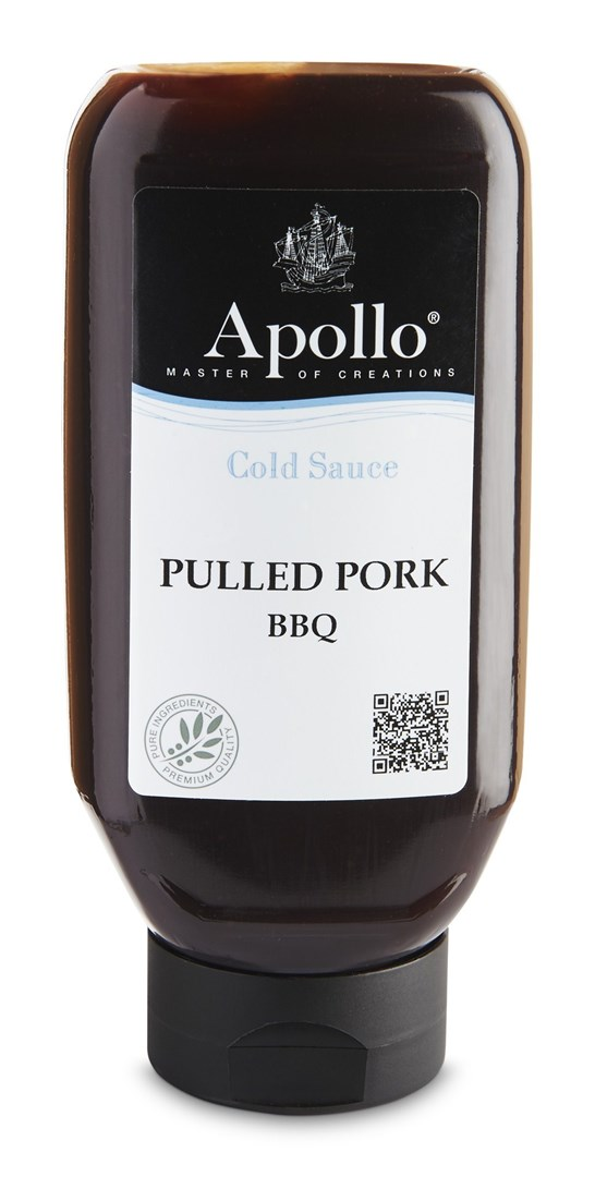 Productafbeelding Pulled porc bbq sauce 670 ml